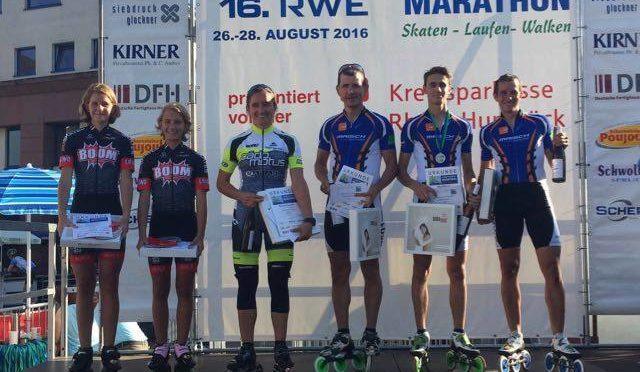 Hunsrück (Halb-)Marathon – warm, schnell und erfolgreich