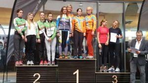 Gesamtsieg Damenteam