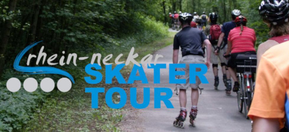 Pfingsttour der Rhein-Neckar Skater